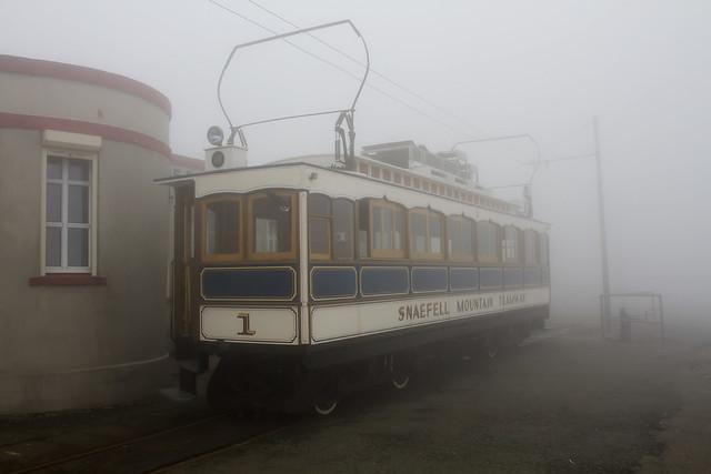 Snaefell Mountain Railway Car No.1