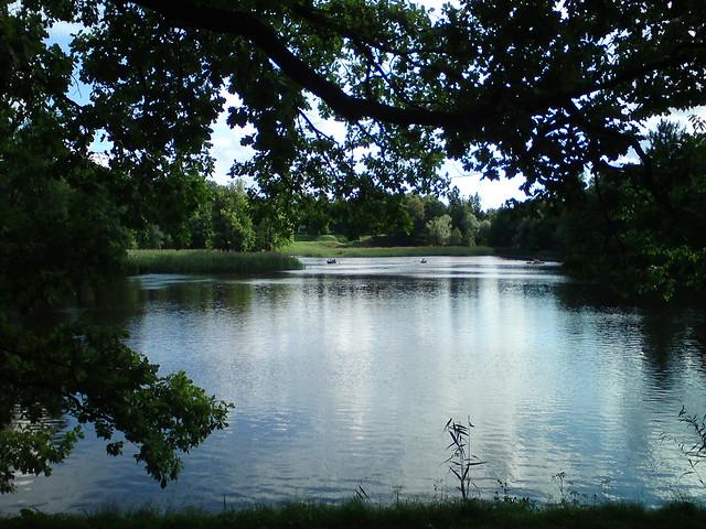 Нижний пруд // Lower pond