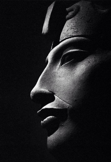 Header of Akhenaten