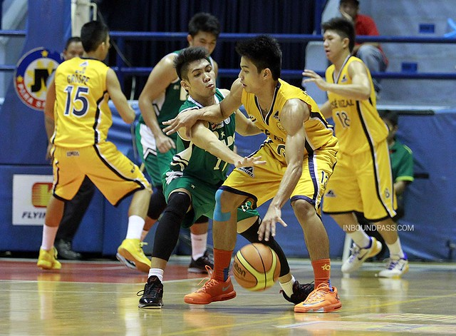 NCAA Season 89 CSB Blazers Vs. JRU Heavy Bombers Sept. 2 | Flickr - Photo Sharing!