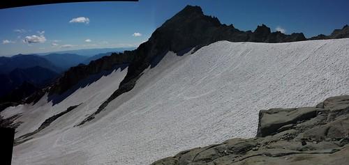 Mount Daniel Ski Tracks