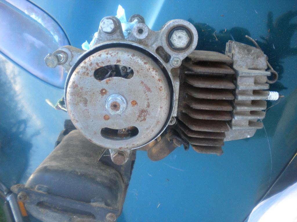FS: Honda Hobbit PA50-2 $150 for your Hobbit engine conversion or