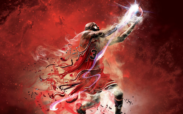 NBA 2K12 Game High Definition Background Wallpaper