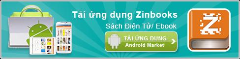 Ứng dụng đọc sách điện tử Zinbooks trên Google Play