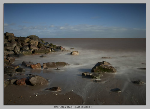 longexposure sea brown beach rocks le eastyorkshire bigstopper