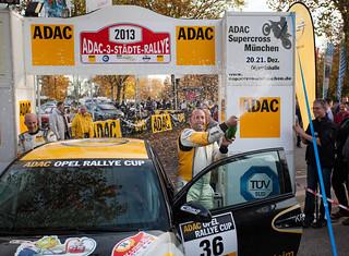 ADAM Rallye Cup - ADAM Rallye Cup - Saisonfinale 2013 - 3-Städte-Rallye