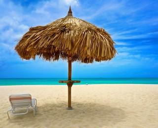 Aruba & Blue Sky