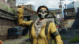 The Last of Us Multiplayer: Ghost Mask