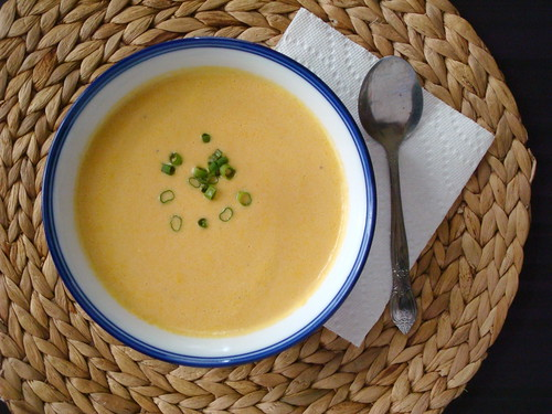 Beer Cheese Soup (Bake Me Away!)