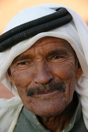 Camel Handler, Wadi Rum, Jordan