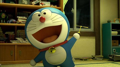 131114(2) -「哆啦A夢」史上第一部CG特攝+3D立體劇場版《STAND BY ME ドラえもん》將在2014年暑假上映!