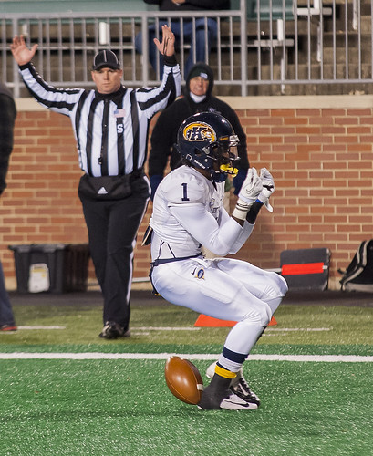 Kent State University RB Dri Archer