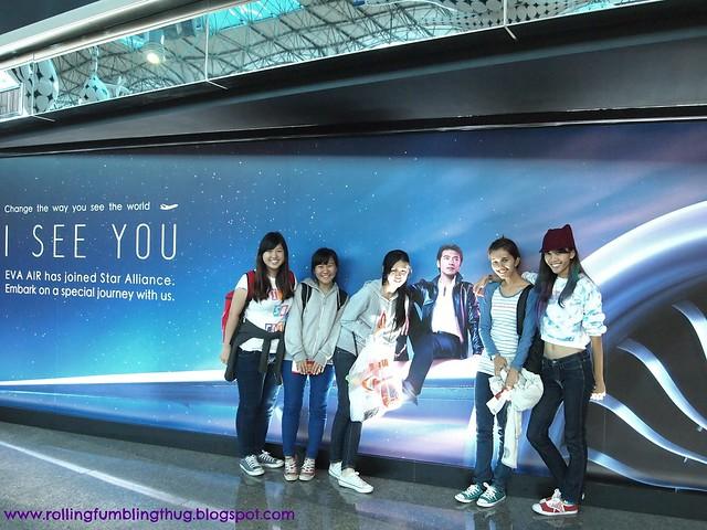 Tao Yuan Airport