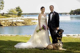 Wedding shore