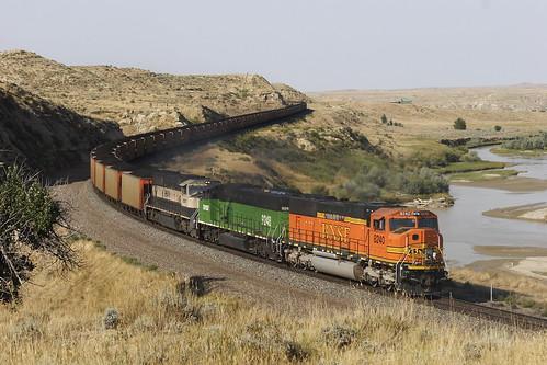 wyoming coal bnsf arvada unit wyo powderriver bighornsub
