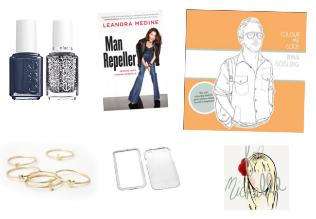 Daisybutter - UK Style and Fashion Blog: gift guide, secret santa ideas, presents for under £15