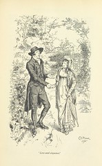Image taken from page 153 of 'Pride and prejudice'