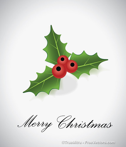 Christmas-Holly-Leaf