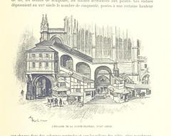 """British Library digitised image from page 71 of """"Paris de siècle en siècle. Le cœur de Paris, splendeurs et souvenirs. Texte, dessins et lithographes par A. Robida"""""""