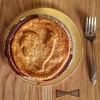 Delicious chicken pot pie from Sassaras Bakery.