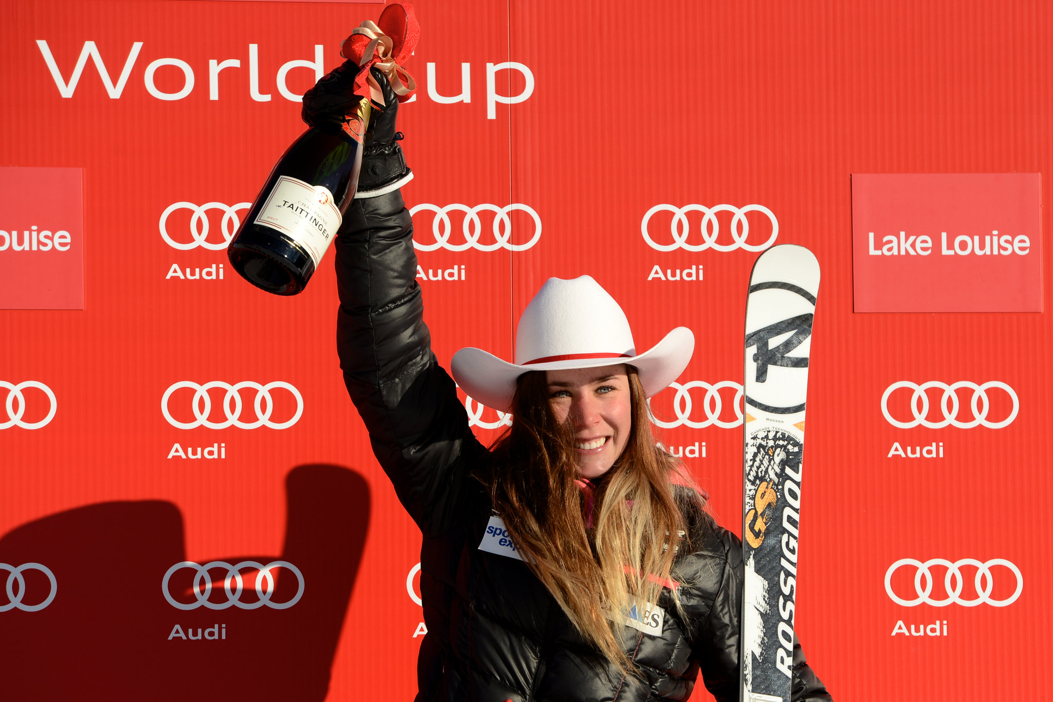 Marie-Michele Gagnon earns top Canadian in the super-G at the FIS Alpine World Cup in Lake Louise, CAN