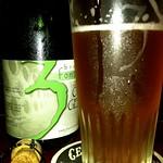 ベルギービール大好き!!ドゥリー・フォンティネン・アウドゥ・グーズ3 Fonteinen Oude Geuze