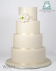 W9194-4-tier-simple-ivory-wedding-cake-toronto