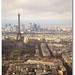 Le Champ-de-Mars et la Tour Eiffel by afer92 (busy)