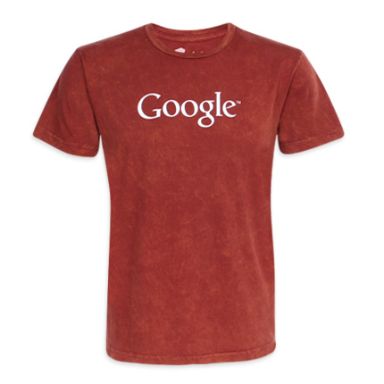 Sportiqe Google Bonaroo Red T-shirt