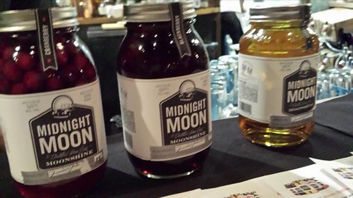 Midnight Moon Moonshine & Small Bites Tasting at Copperwood Tavern