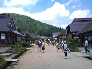 大内宿(1)