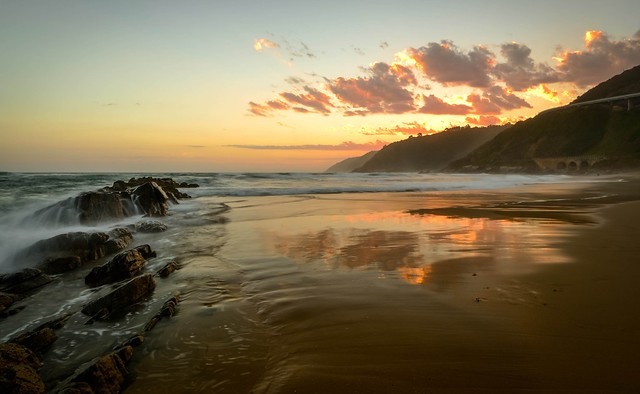swazileigh (sadly more off than on... - {EXPLORE January 24th, 2014 #22} Lentjies Klip Beach, Wilderness, Garden Route South Africa