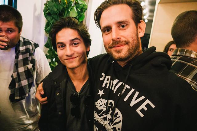 Oscar Meza & Daniel Loren