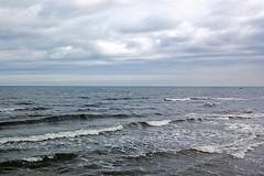 Herbstliche Ostsee bei Göhren auf Rügen