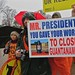 Mr. President, you gave your word to close Guantanamo