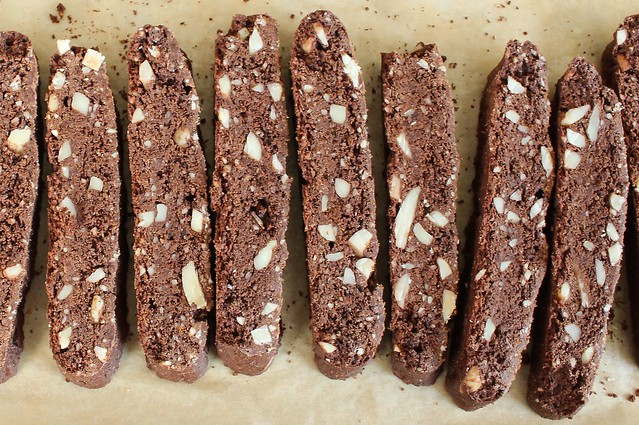 buckwheat biscotti
