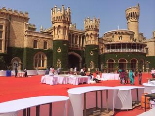 Image of Bangalore Palace. india bangalore bangalorepalace