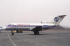 RA-88232 Yakovlev YAK-40K Vladivostok Air