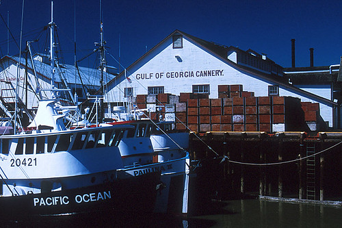 Gulf of Georgia Cannery, Steveston, Greater Vancouver, British Columbia, Canada
