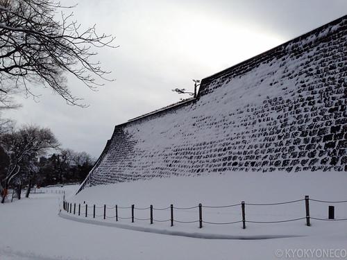 仙台城石垣