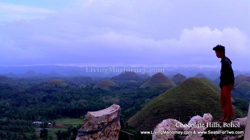 Bohol Tour Itinerary
