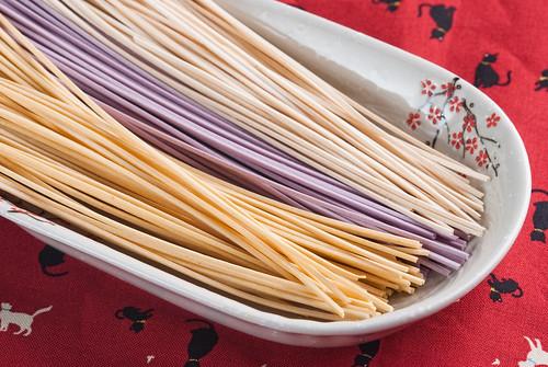 樂米工坊米麵條-南瓜+紫地瓜+紅蘿蔔0051
