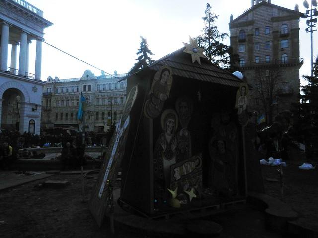 Капличка на Майдане