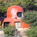 Flintstone House by agilitynut (RoadsideArchitecture.com)