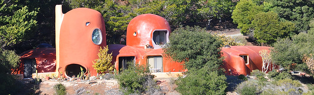 Flintstone House