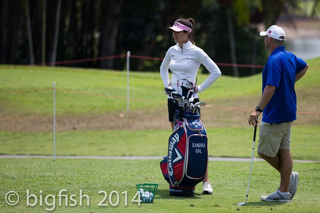 Some ladies golfers - Practice Round - Day 2 (some pics) 12765533163_e1de5ff8ba_z