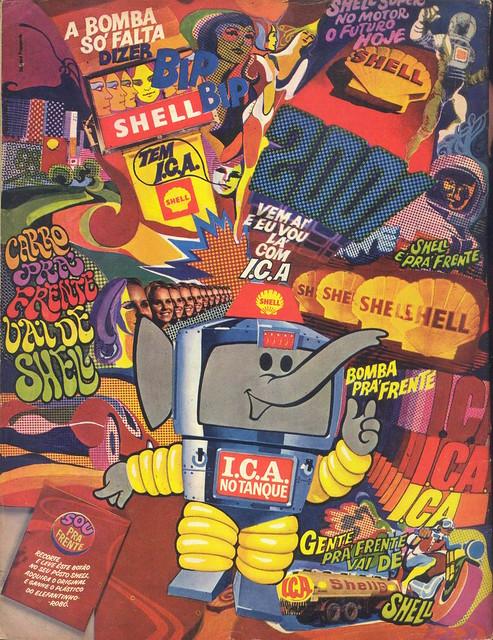 Enciclopédia, Nº 12, Abril 1968 - contra-capa