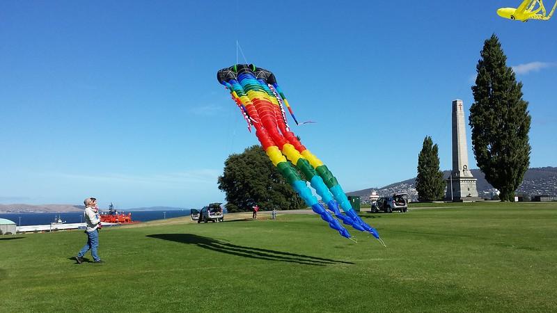 Big kite!