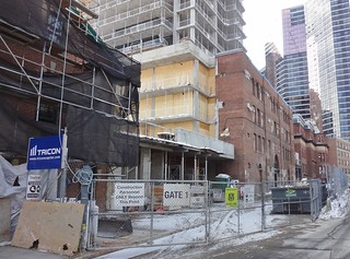 Five Condos at Yonge & St. Joseph Streets