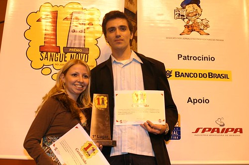 11º Prêmio Sangue Novo (2006)